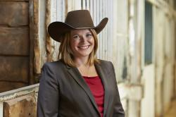 Kerrie Bilzard Calgary Stampede Event and Client Services Manager