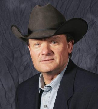 Keith Marrington, director of Rodeo and Chuckwagons