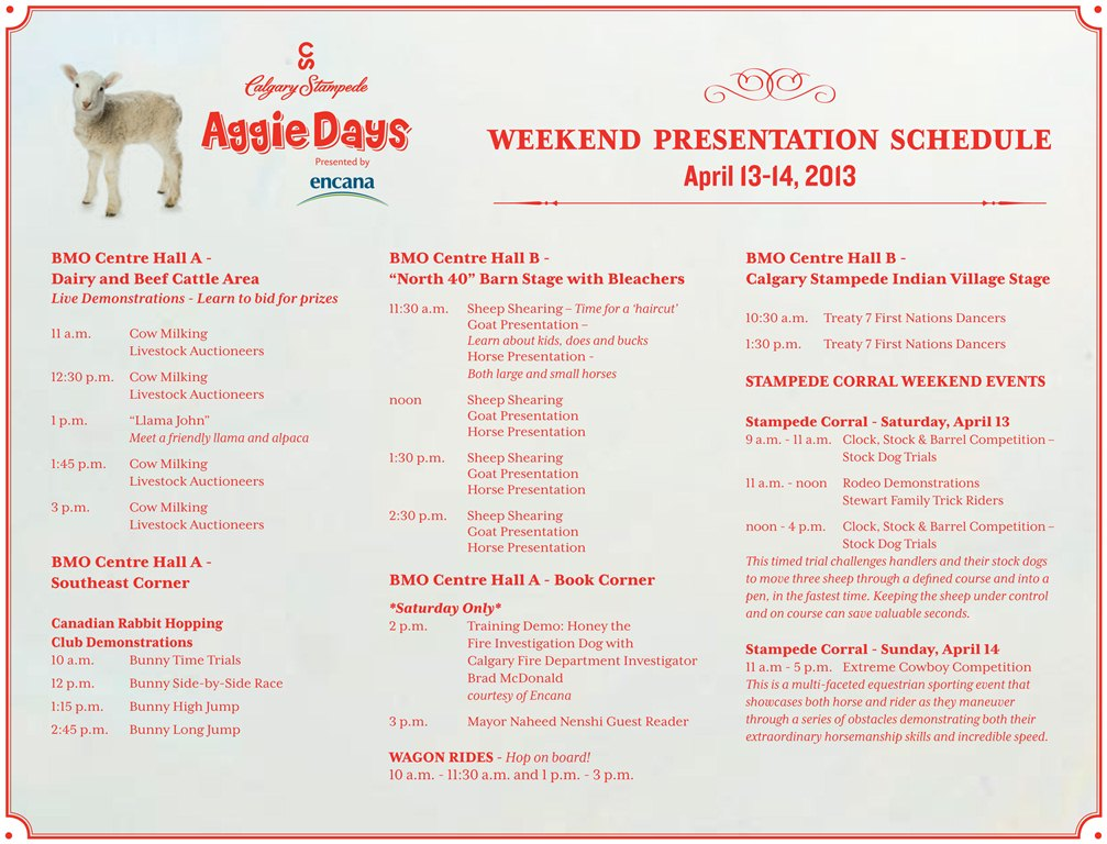 2013-aggie-days-schedule