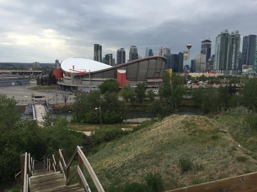 A Tour Of Enmax Park Blog