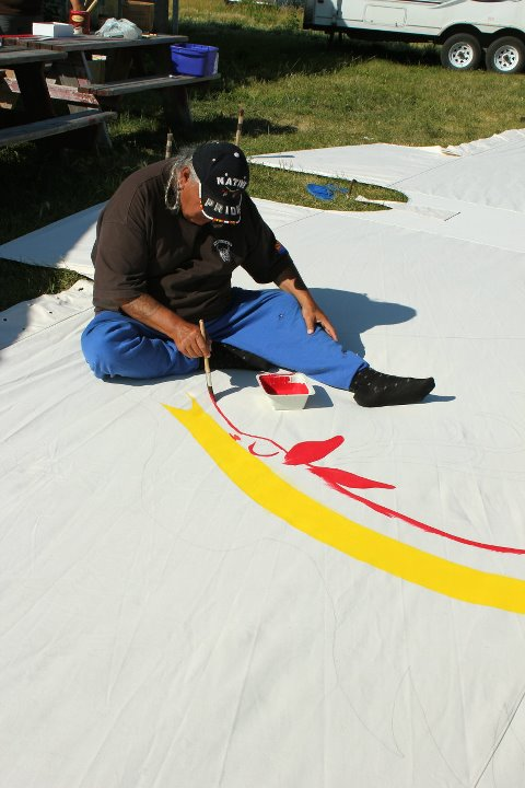 Tipi painting _2
