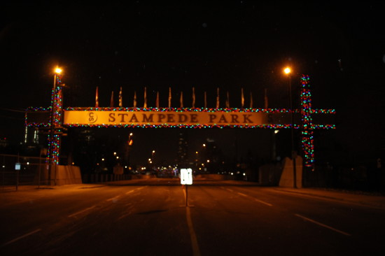 Christmas Lights Stampede Park