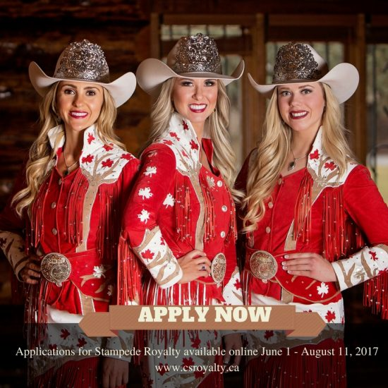 A Sit Down Interview With Stampede Queen Amp Princesses
