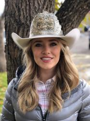 Courtney Dingreville, 2019 Stampede Princess