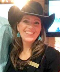 Kristina Barnes, Communications Manager, Western Events & Agriculture