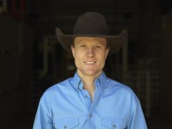 Kynan Vine, Calgary Stampede Rodeo & Chuckwagon Office