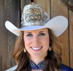 Catherine Morneau, 2013 Stampede Princess