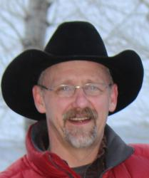 Ken Pigeon, Calgary Stampede OH Ranch Manager