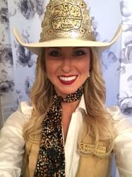 Meagan Peters, 2017 Stampede Queen