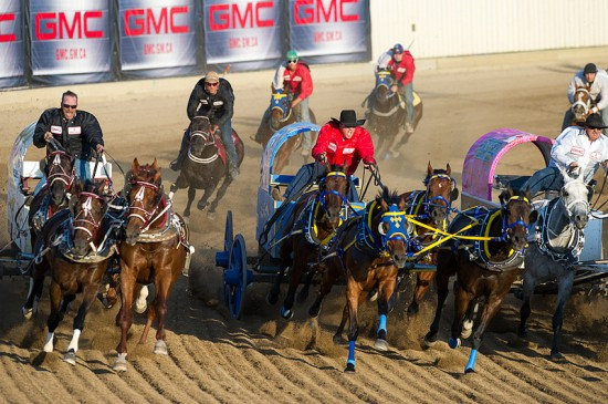 Fathers And Sons The Ultimate Chuckwagon Rivalry Blog