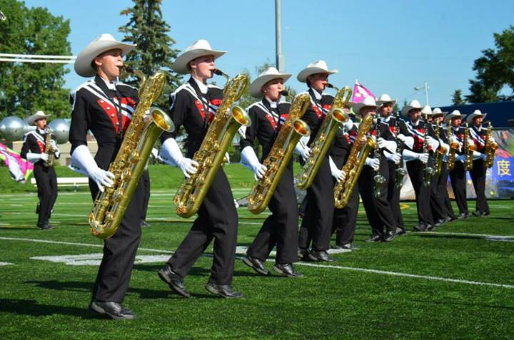 The Stampede Showband Heads To Japan Blog