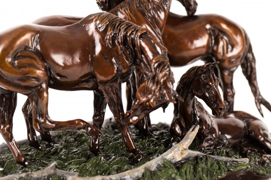 New Bronzes Designed For Chuckwagon And Rodeo Winners Blog