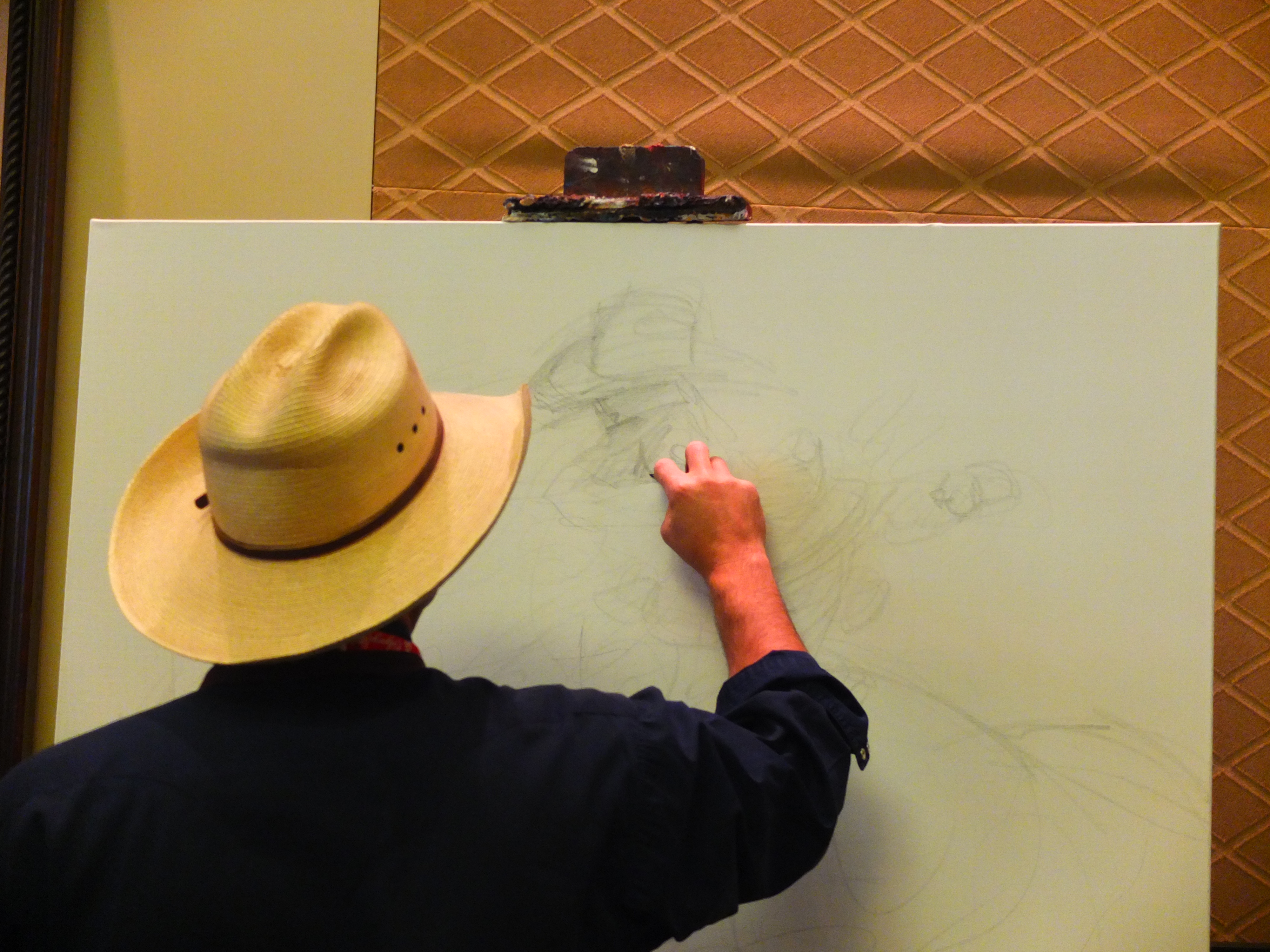 Quick Draw At The Western Art Auction Blog