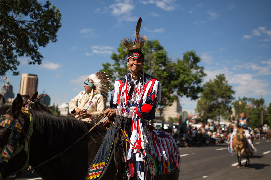 You Can Be In The 2014 Calgary Stampede Parade Blog
