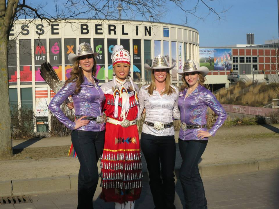 From The Wild West To Berlin Blog