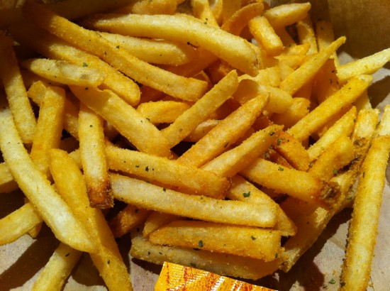 Tequila Fries