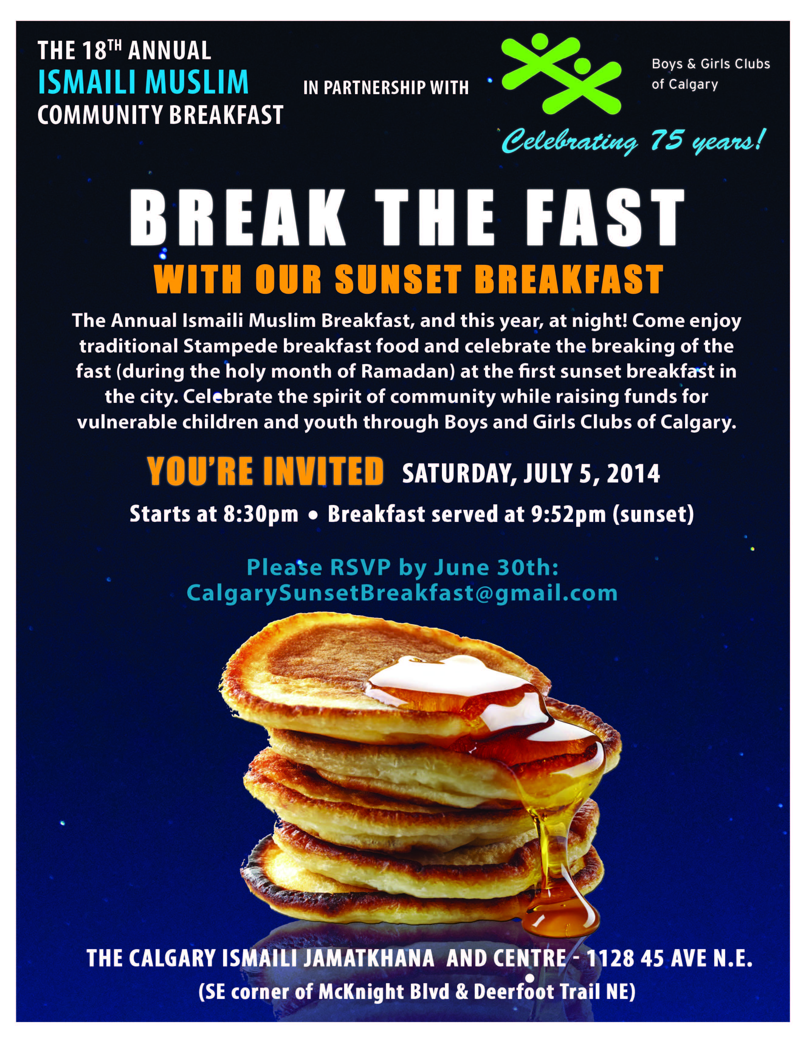 stampede muslim The ismaili community of calgary hosted their annual stampede breakfast on saturday july 9, 2016.