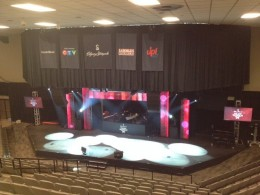 A new stage design for 2014 showcased over 60 contestants and junior performers the past five days.