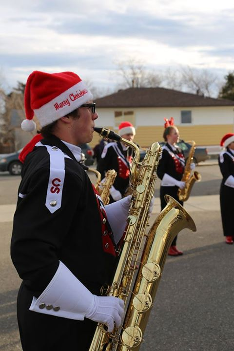 Ring In The Holidays With The Calgary Stampede Showband