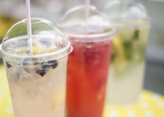 Fruit and Herb Drinks