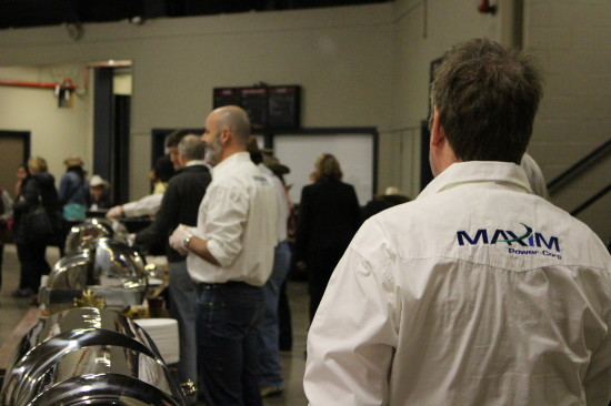2015 Giddy Up Aggie Days volunteers from Maxium Power Corp.