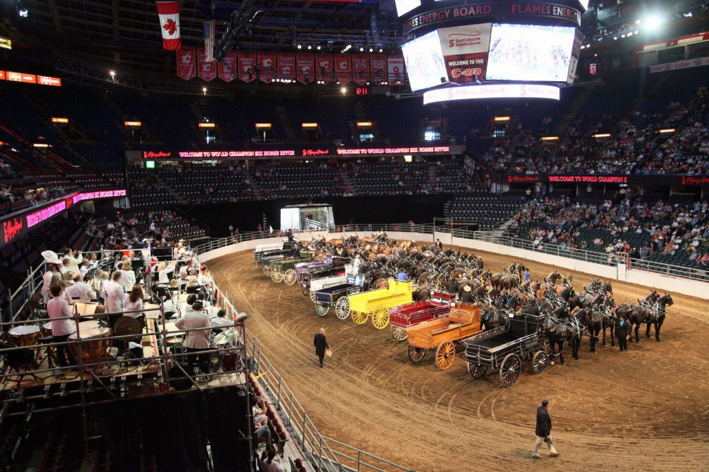 Free Attractions Included With Your Stampede Park