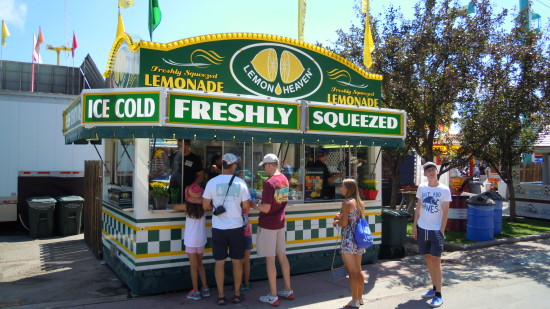 What S Your Favourite Classic Fair Food On The Stampede