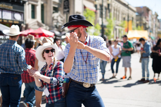 Photo Credit: Shaun Robinson / Calgary Stampede