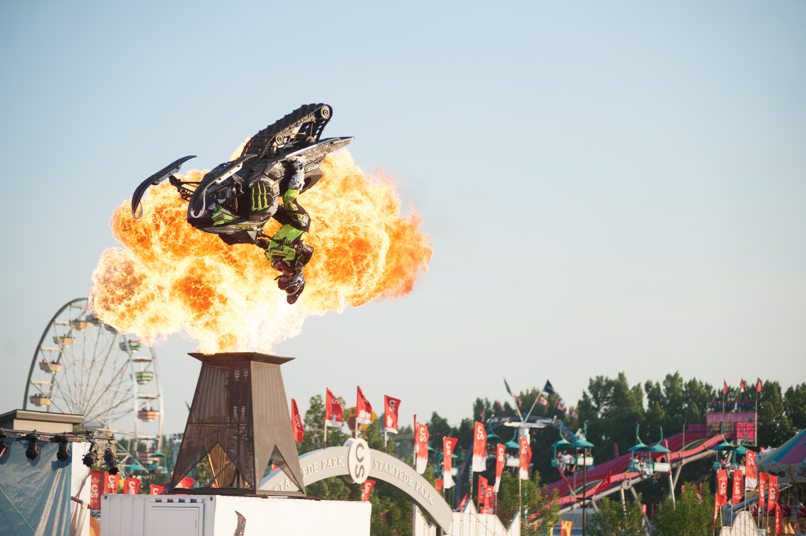 Interview With Keith Sayers Fmx Stuntman Behind Ramp Up
