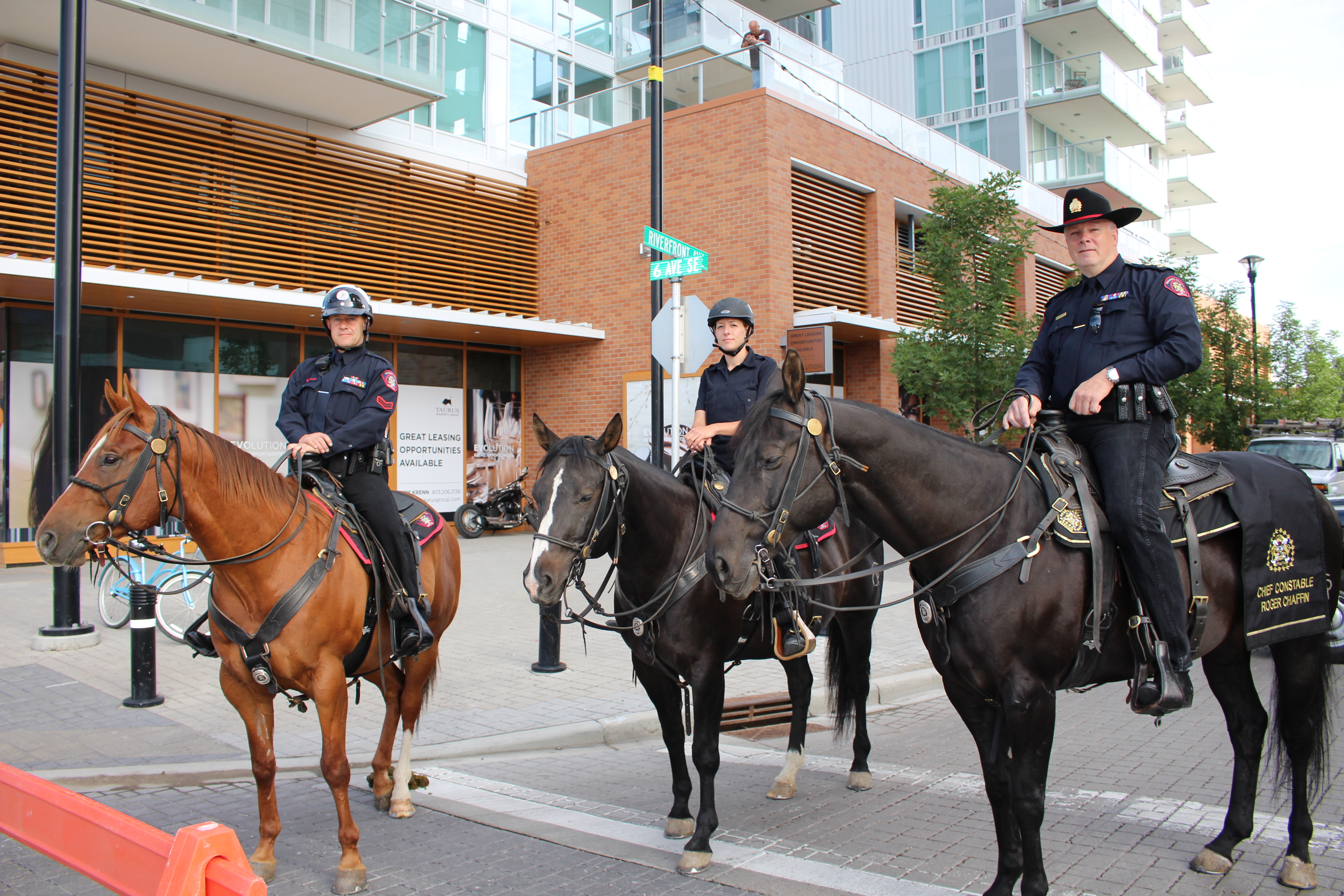 10 Behind The Scenes Moments From The Calgary Stampede