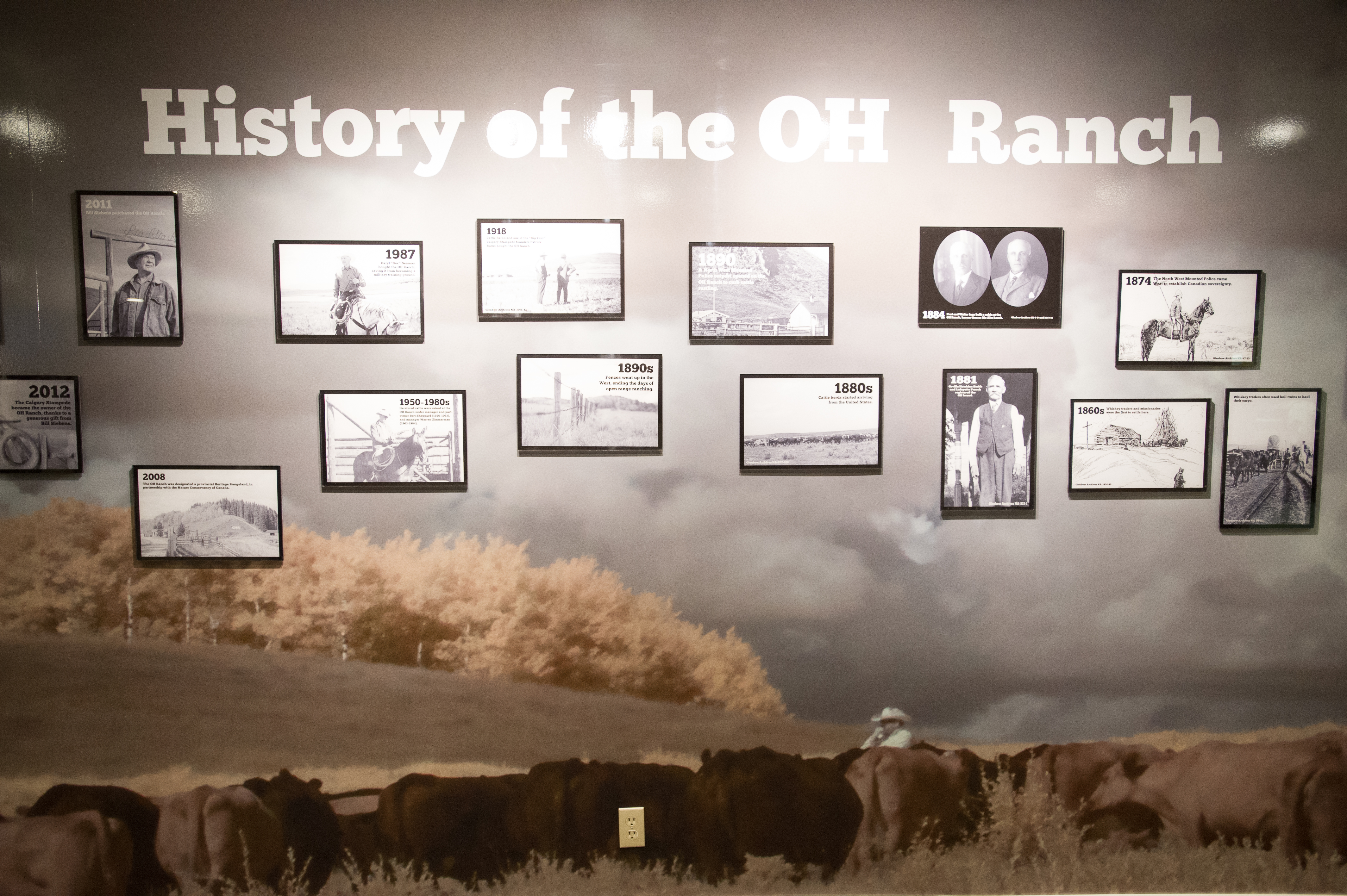 Introducing The Calgary Stampede Oh Ranch Historical
