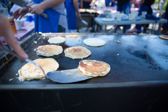 An Ode To The Pancake One Calgary Stampede Committee And