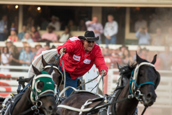 Photo Credit: Chris Bolin/ Calgary Stampede