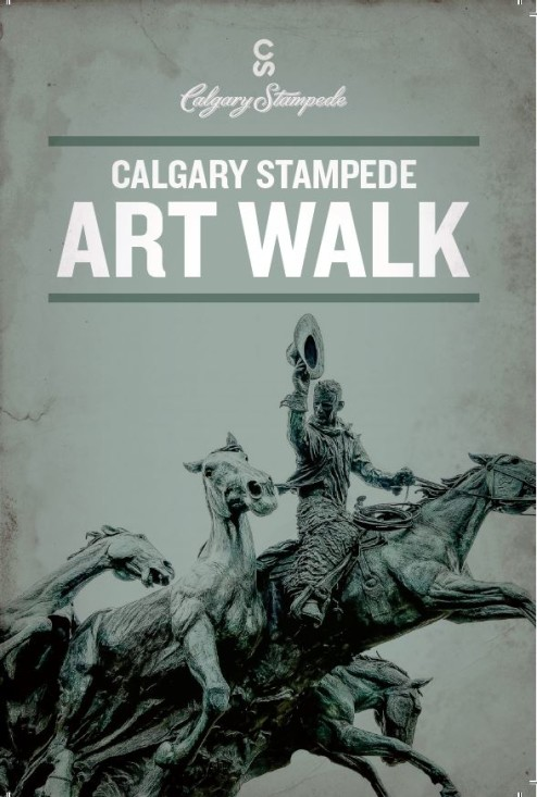 Art Walk Brochure - cover image