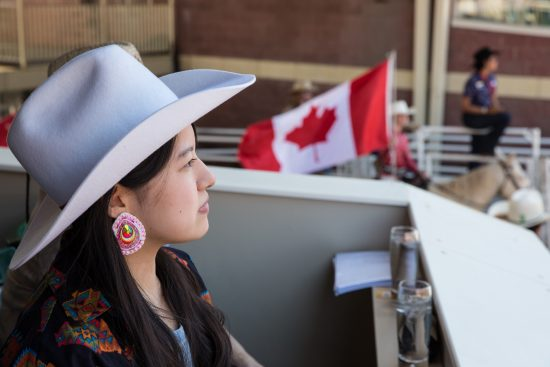 The Calgary Stampede Welcomes Japanese Royalty Blog