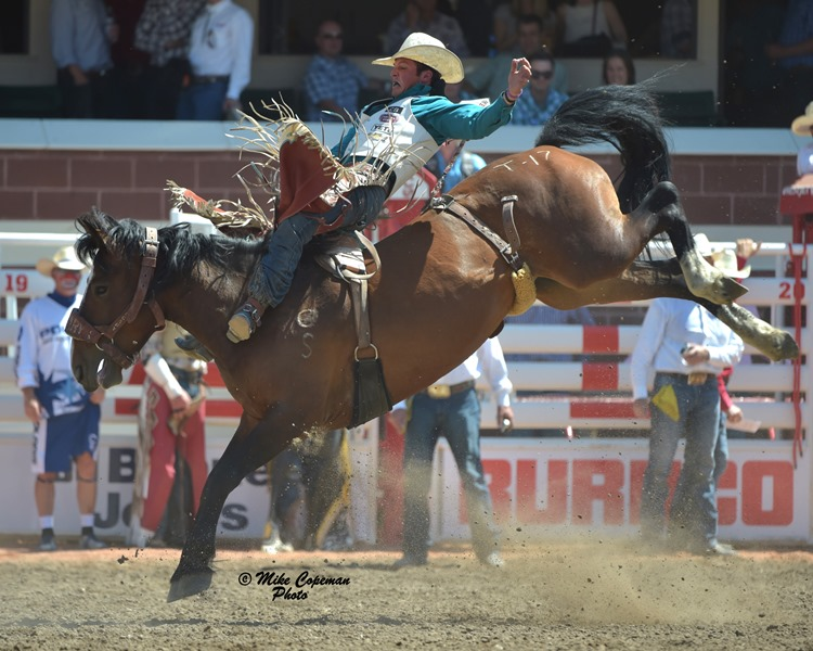 Hot Day For Some Stampede Winners Blog