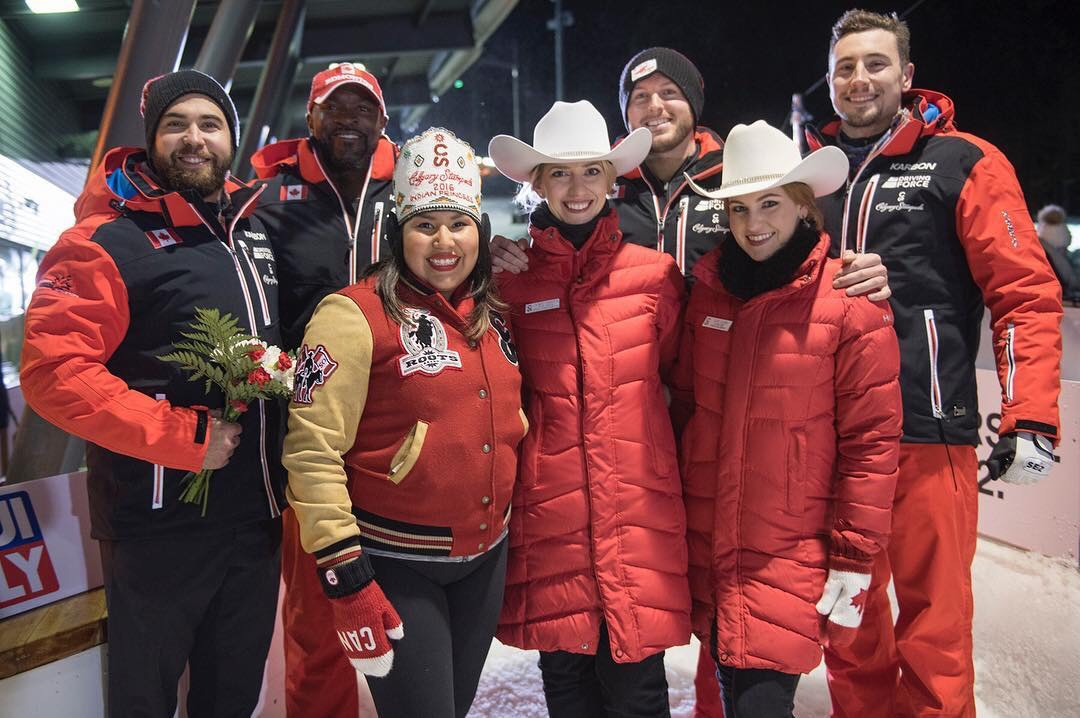 Calgary Stampede Royalty Alumni Show Their Support For
