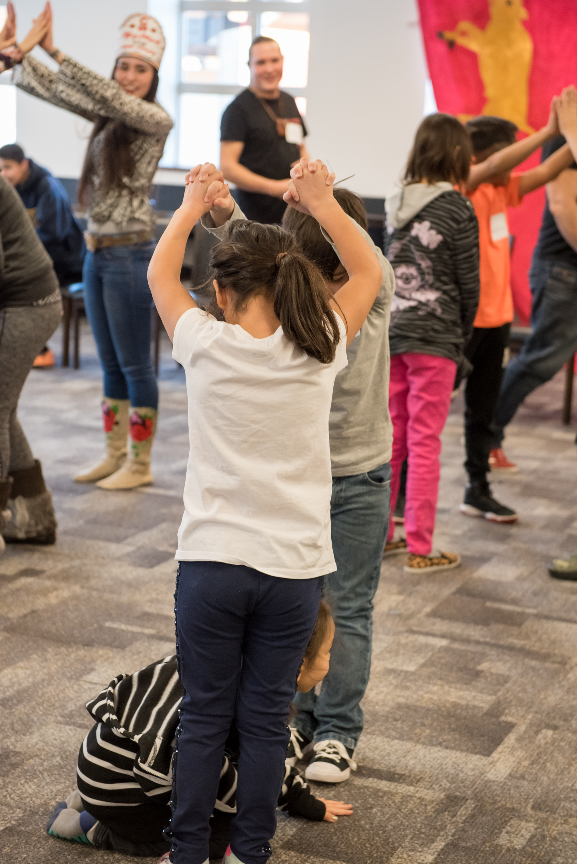 Stampede Foundation Indigenous Youth Program Empowers