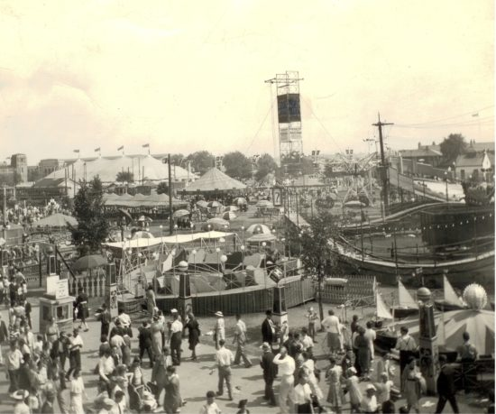 Stampede History Moments Presents Midway History Blog