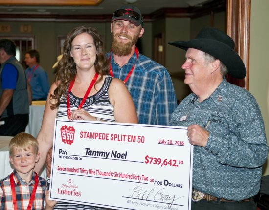 Calgary Stampede Lotteries More Than Just The Prize It S