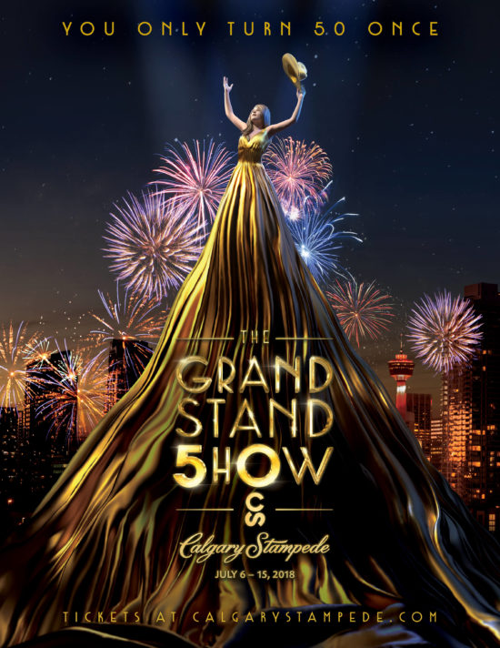Top 10 reasons to see this year's Calgary Stampede Grandstand Show