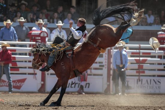 Comeback Kids Alberta Cowboys Return To Rodeo In Fine
