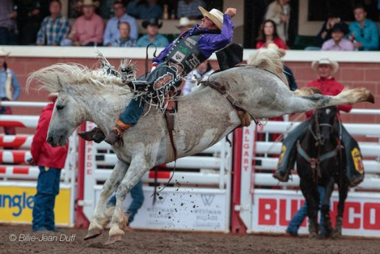 Stampede Rodeo Is Past The Halfway Point And These Rodeo