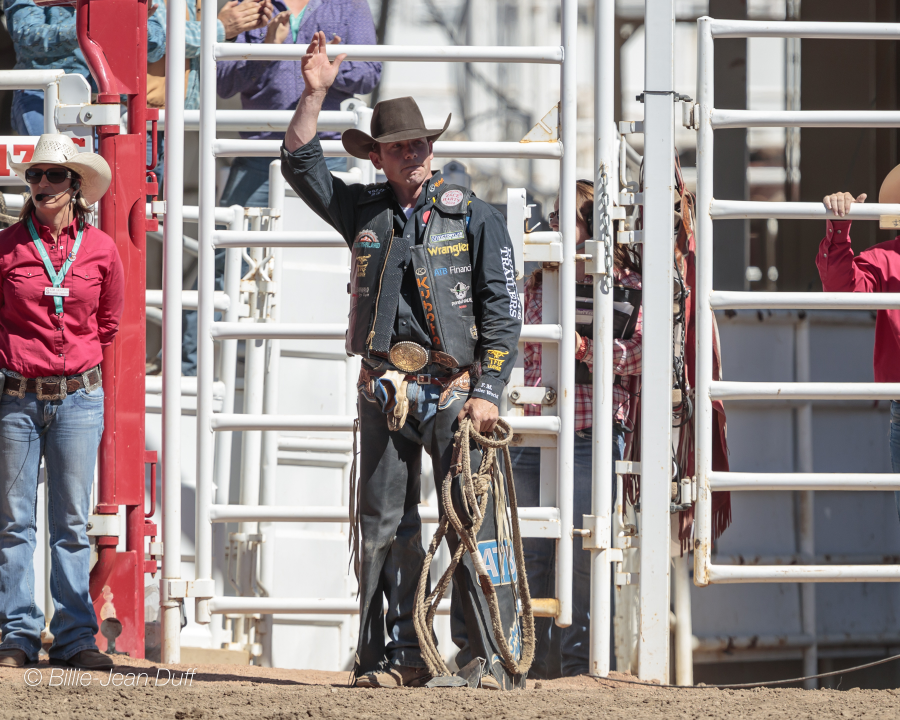 Wild Card Saturday At The Calgary Stampede Blog