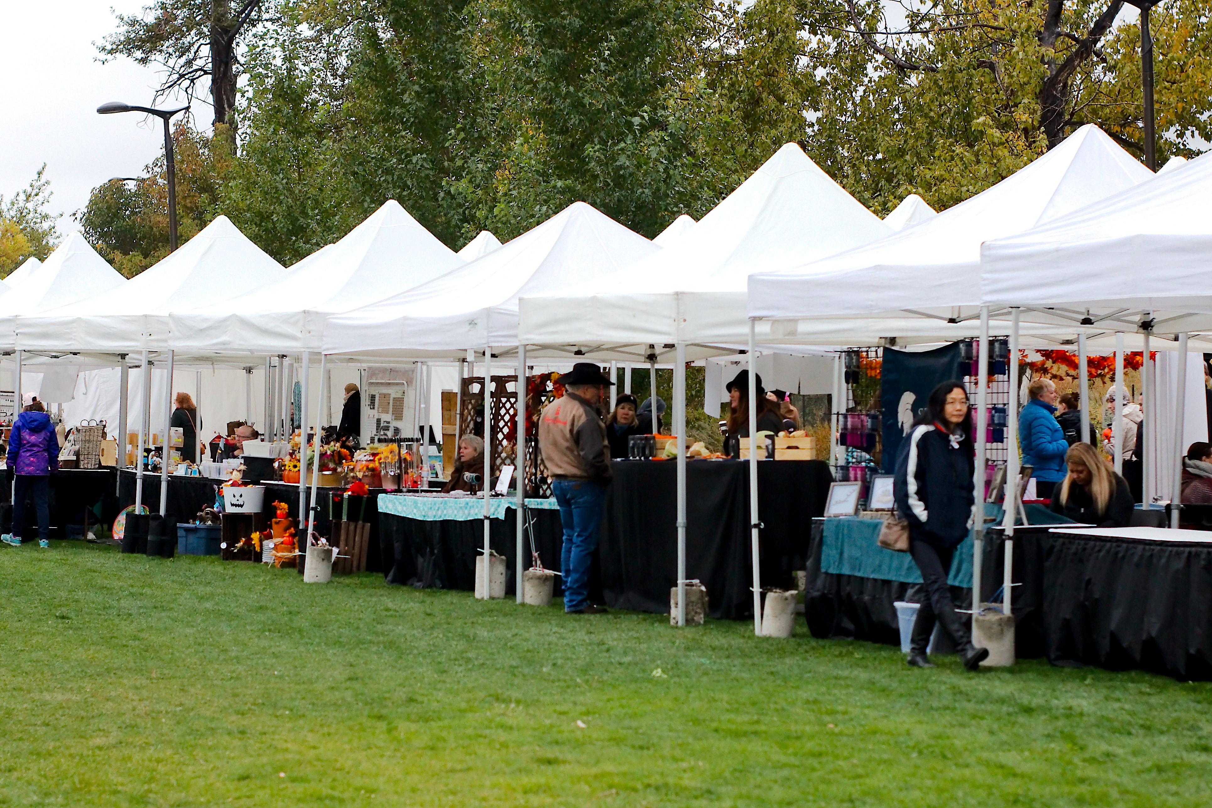 Third Annual Community Fall Fair Warms The Hearts Of The