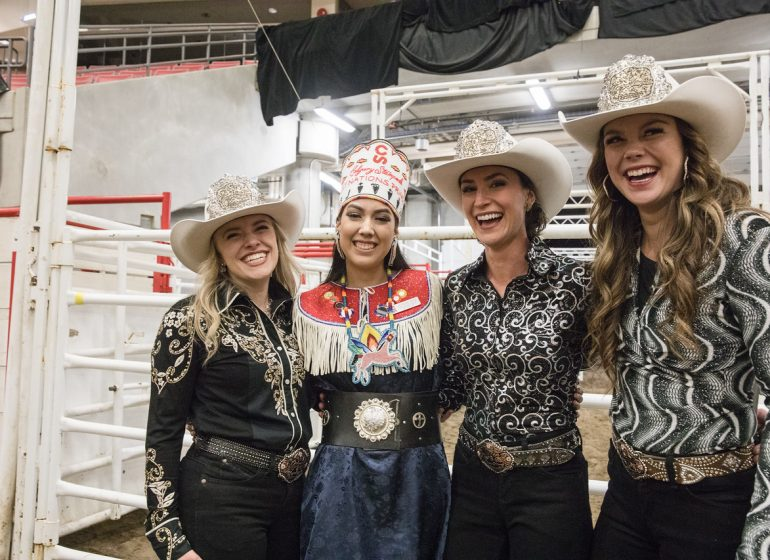 A New Face To A Familiar Space Calgary Stampede Grandstand Building