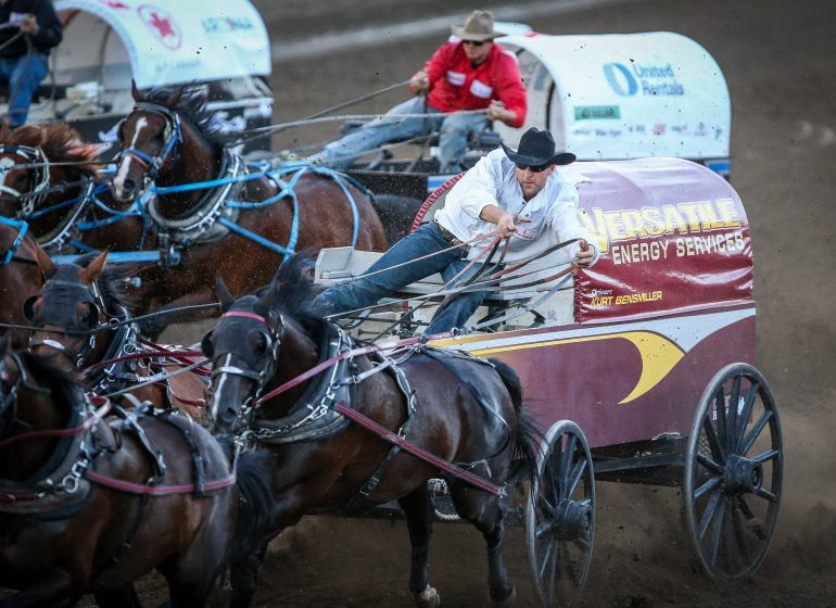 Doubling Up At The Stampede Rodeo On Day 2 Blog