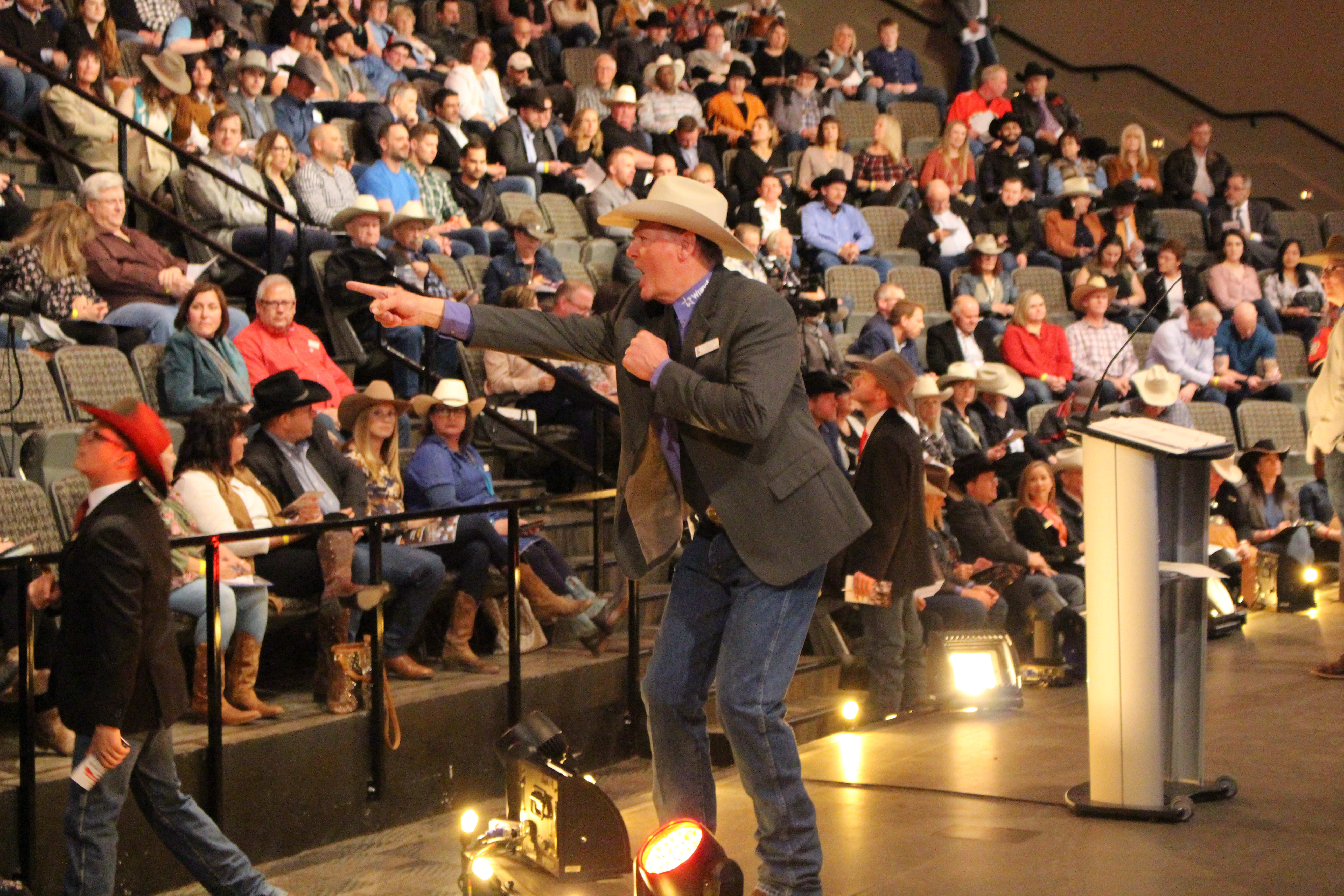 Sold Community Spirit Lifts The 2019 Calgary Stampede