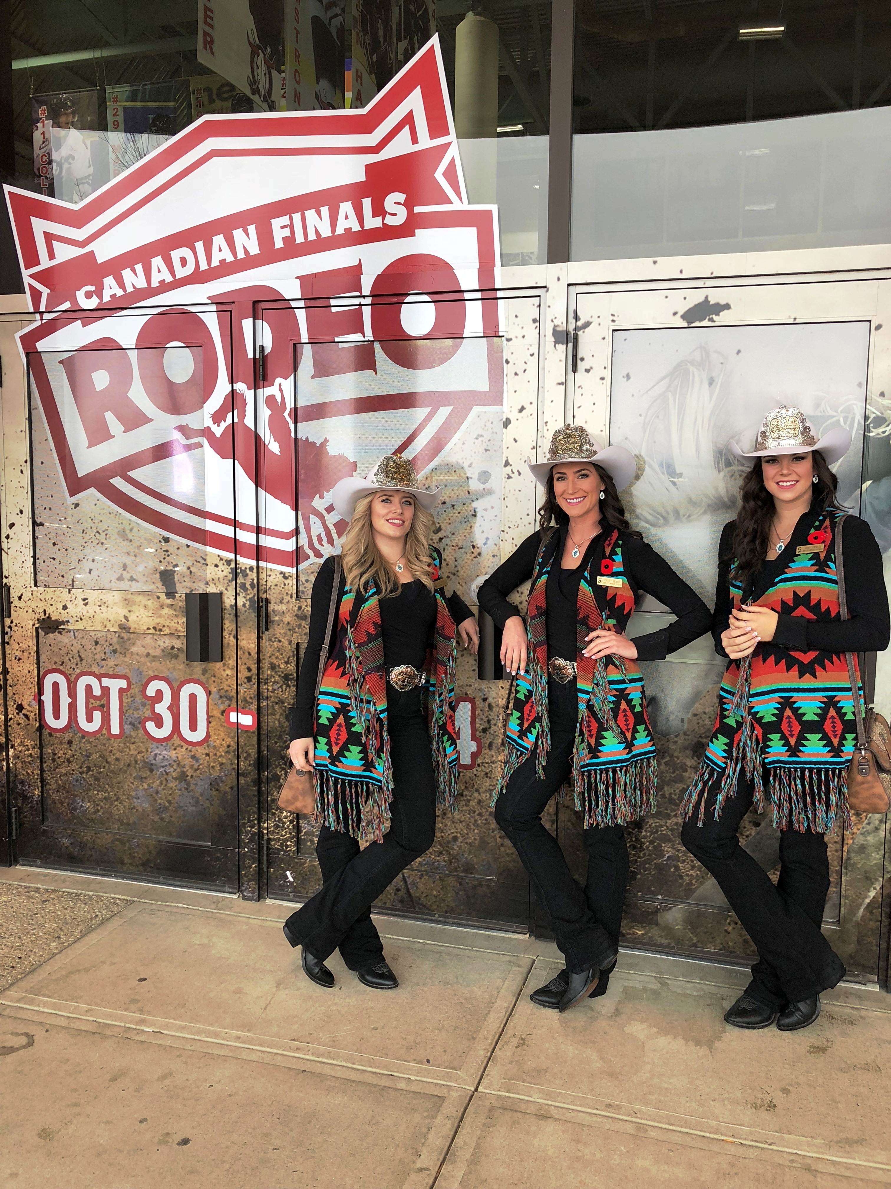 Hello From Courtney Dingreville 2019 Calgary Stampede