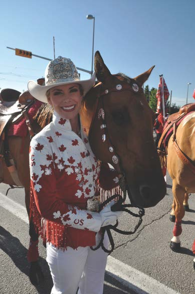 Hello From The 2019 Stampede Queen Carly Blog